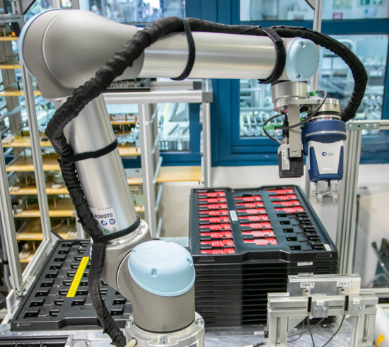 Case Studies, Cobot