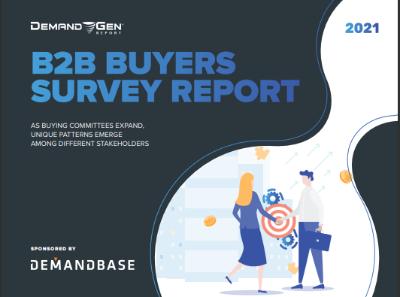 B2B Buyers Survey Report
